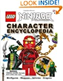 LEGO Ninjago by DK Publishing book cover