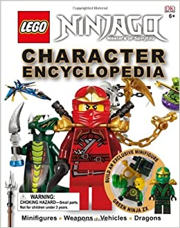 LEGO NINJAGO: Character Encyclopedia: DK: 9780756698126: Amazon.com