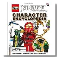 LEGO Ninjago: Character Encyclopedia [Hardcover]