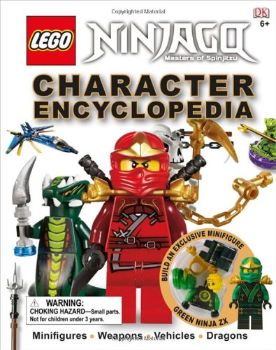 LEGO Ninjago: Character Encyclopedia at Amazon.com