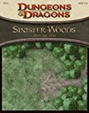 Sinister Woods - Dungeon Tiles: Dungeon Tile Set DU5 (4th Edition D&D)