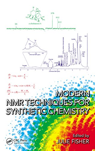 Modern Nmr Techniques For Synthetic Chemistry (New Directions In Organic & Biological Chemistry)