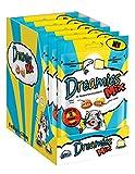 Dreamies Katzensnacks Mix mit Lachs und Käse, 6 Packungen (6 x 60 g) -