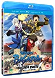 Sengoku Basara Samurai Kings Movie: The Last Party DVD/Blu-ray Double Play
