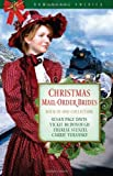 img - for Christmas Mail-Order Brides: A Trusting Heart/The Prodigal Groom/Hidden Hearts/Mrs Mayberry Meets Her Match (Romancing America: Wyoming) by Davis, Susan Page, McDonough, Vickie, Stenzel, Therese, Tura (2010) Paperback book / textbook / text book