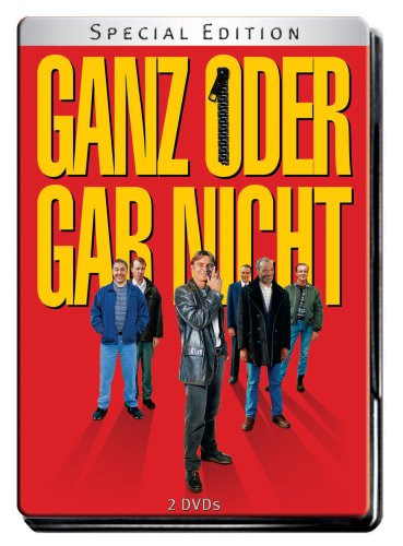 Ganz oder gar nicht (Steelbook) [Special Edition] [2 DVDs]