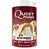 Quest Nutrition Protein Powder, Salted Caramel, 22gram Protein, Soy Free, 2 LB