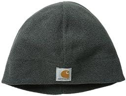Carhartt Men\'s Fleece Hat,Charcoal Heather,One Size