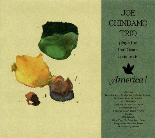 America! Joe Chindamo Trio plays the Paul Simon song book