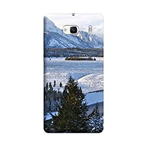 Ebby Premium Printed Back Case Cover With Full protection For Xiaomi Redmi 2 (Designer Case)