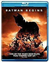 Batman Begins [Blu-ray] (Bilingual)