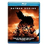 Batman Begins / Batman : Le commencement (Bilingual) [Blu-ray]by Christian Bale