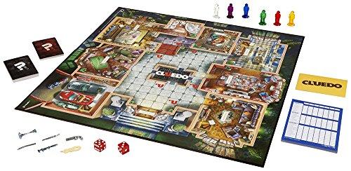 Hasbro Gaming - Cluedo (38712105) (versión española)