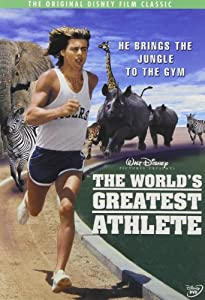 World's Greatest Athlete [DVD] [1973] [Region 1] [US Import] [NTSC]
