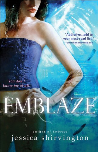 Cover of Emblaze (Embrace)