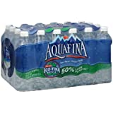 Aquafina Water, Purified Drinking,405.6 Fl. Oz,pure Water,perfect Taste, Aquafina Is Purified Water