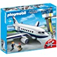 Playmobil 5261 City Action Cargo and Passenger Jet