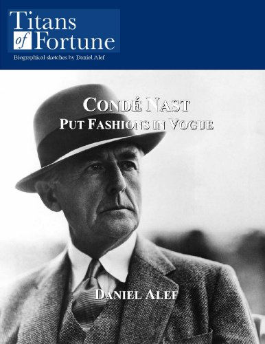 Condé Nast: Put Fashion in Vogue