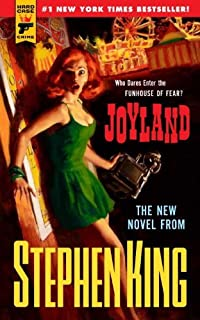 Joyland by Stephen King ebook deal