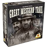 Plan B Games Great Western Trail (Color: Not Applicable)