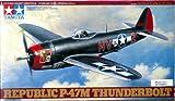Tamiya 1/48 Republic P-47M Thunderbolt