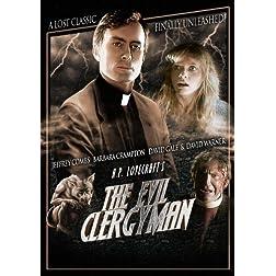 Evil Clergyman