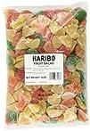 Haribo Gummi Candy, Fruit Salad, 5-Po…
