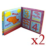 Bath Book Make Bath Time Of Your Baby Entertaining Pack of 2 Boat
