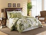 Tommy Bahama Island Botanical Comforter Set, King