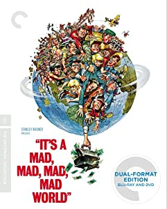 It's a Mad Mad Mad Mad World (Criterion Collection) (Blu-ray + DVD)