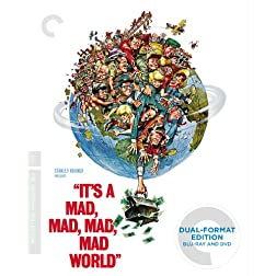 It's a Mad Mad Mad Mad World (Criterion Collection) (Blu-ray/DVD)