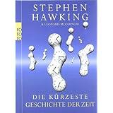 """Die k�rzeste Geschichte der Zeitvon """"Stephen Hawking"""""""