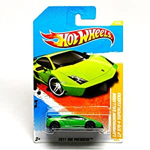 buy hot wheels 2011 lamborghini gallardo lp 570 4. Black Bedroom Furniture Sets. Home Design Ideas