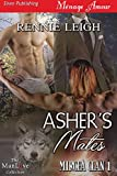 Asher's Mates [Mircea Clan 1] (Siren Publishing Menage Amour ManLove)