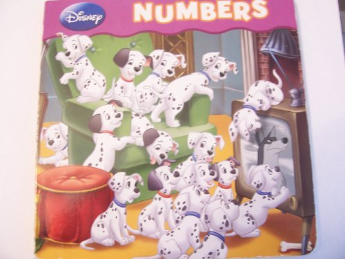 Disney Numbers (Featuring 101 Dalmatians) - 1
