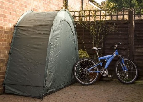 Weatherproof Outdoor / Garden Cycle Storage: The Bike 'Cave'