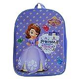 Disney Princesa - Princesita Sof�a - Mochila Ni�os p�rpura 31 x 24 x 8 cm