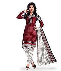 Kesar Sarees Womens Cotton Dress Material (Kessa1017 _Multi-Coloured _Free Size)