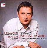 Schumann: Dichterliebe/Brahms: Lieder