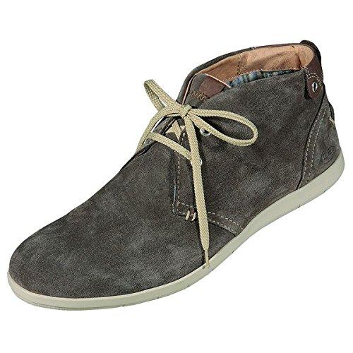 Zen stivali uomo 550295, grigio (Grau), 41 EU