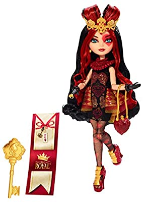 Ever After High Lizzie Hearts Doll from Ever After High