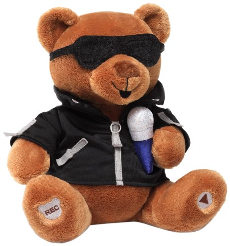 """Gund You Rock Animated 11"""" Plush front-981130"""