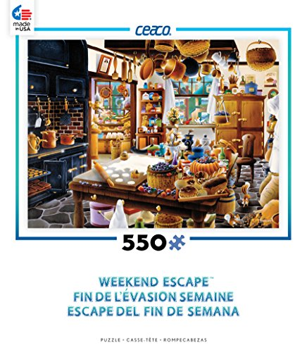 Ceaco Weekend Escape - The Bakery Puzzle