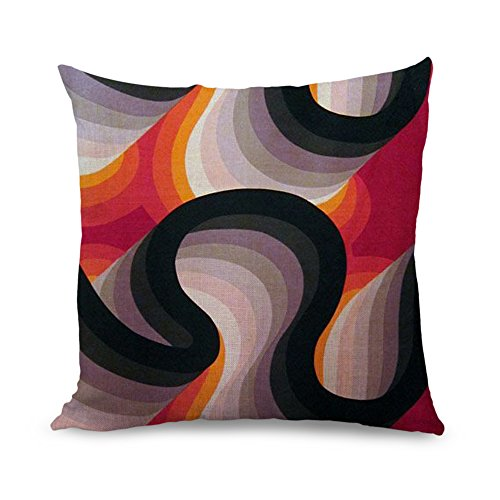 Get Wendana Beautiful 40D Pattern Zippered Throw Pillow Covers Awesome Zippered Decorative Pillow Covers