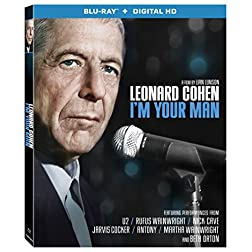 Leonard Cohen - I'm Your Man [Blu-ray]