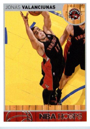 Sale alerts for Panini 2013 14 Panini Hoops Basketball Card # 161 Jonas Valanciunas Toronto Raptors - Covvet