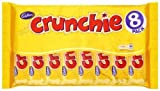 8 x Cadbury Crunchie Standard 40g Chocolate Bars