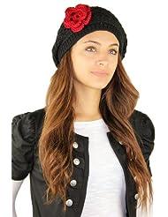Black Handmade Lightweight Alpaca Blend Beret Hat