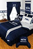 SEATTLE SEAHAWKS QUEEN 5 PIECE BEDDING SET Boy Football NFL bag at Amazon.com
