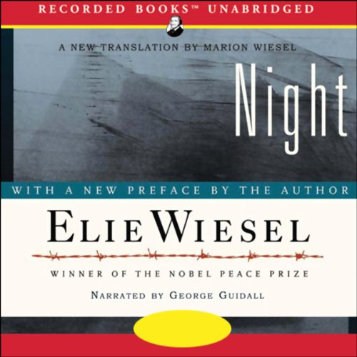 rapid maturation in night by elie wiesel Elie wiesel: night audio book summary including extensive development on how his relationship with his father changed over the course of their time in the camps.